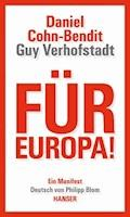 Für Europa! - Daniel Cohn-Bendit - E-Book
