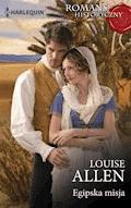 Egipska misja - Louise Allen - ebook