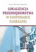 Lokalizacja przedsiębiorstwa w gospodarce globalnej - Hanna Godlewska-Majkowska - ebook