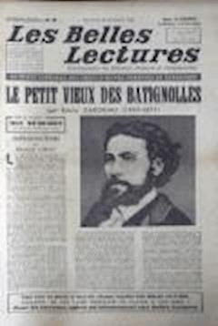 Le Petit Vieux des Batignolles - Émile Gaboriau - ebook