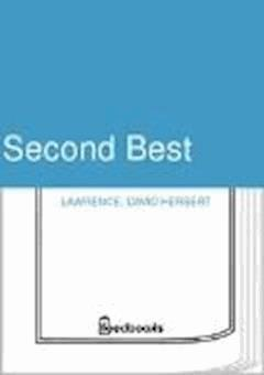 Second Best - David Herbert Lawrence - ebook