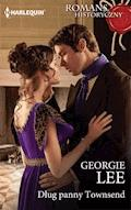 Dług panny Townsend - Georgie Lee - ebook