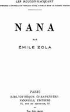 Nana - Emile Zola - ebook