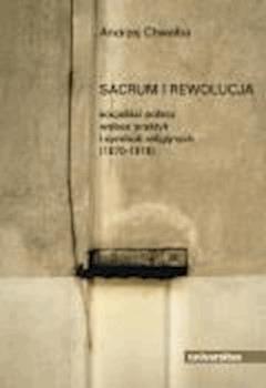 Sacrum i rewolucja - prof. Andrzej Chwalba - ebook