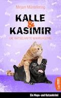 Kalle und Kasimir - Die rätselhafte Wahrsagerin - Mirjam Müntefering - E-Book