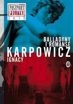 Balladyny i romanse - Ignacy Karpowicz - ebook