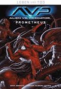 Leben und Tod 4: Alien vs. Predator - Dan Abnett - E-Book