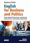 English for Business and Politics - Dagmara Świda - ebook
