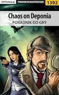 """Chaos on Deponia - poradnik do gry - Daniela """"sybi"""" Nowopolska - ebook"""
