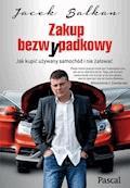 Zakup bezwypadkowy - Jacek Balkan - ebook