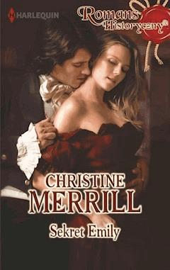 Sekret Emily - Christine Merrill - ebook