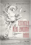 Tentamer albo zbrodnia Ikara - Witold Wedecki - ebook