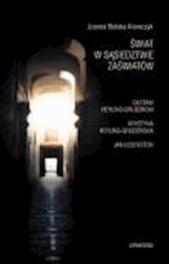 Świat w sąsiedztwie zaświatów - Joanna Bielska-Krawczyk - ebook