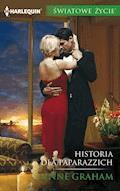Historia dla paparazzich - Lynne Graham - ebook