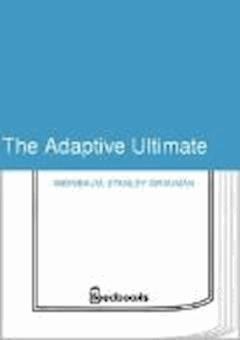 The Adaptive Ultimate - Stanley Grauman Weinbaum - ebook