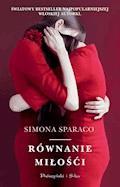 Równanie miłości - Simona Sparaco - ebook