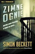 Zimne ognie - Simon Beckett - ebook