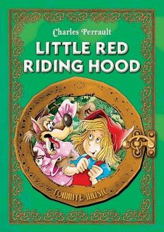 Little Red Riding Hood (Czerwony kapturek) English version - Charles Perrault - ebook