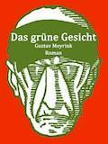 Das grüne Gesicht - Gustav Meyrink - E-Book