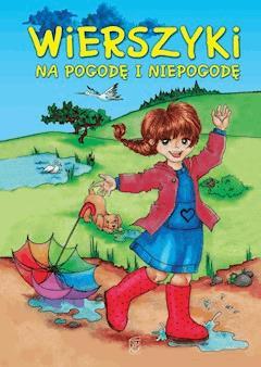 Wierszyki na pogodę i niepogodę - Anna Edyk-Psut - ebook