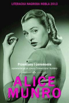 Przemiany i ceremonie - Alice Munro - ebook