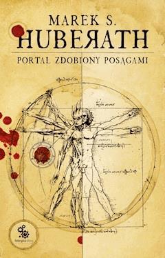 Portal zdobiony posągami - Marek S. Huberath - ebook