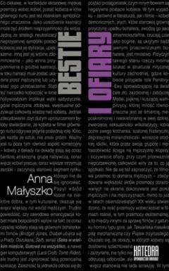 Bestie i ofiary. Przemoc wobec kobiet w filmie współczesnym - Anna Małyszko - ebook