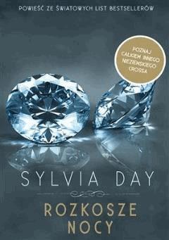 Rozkosze Nocy - Sylvia Day - ebook