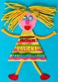 Laurki dla przedszkolaka - Katarzyna Michalec - ebook