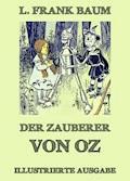 Der Zauberer von Oz - L. Frank Baum - E-Book + Hörbüch