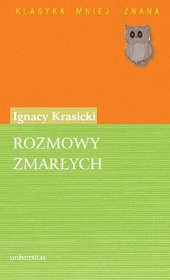 Rozmowy zmarłych - Ignacy Krasicki - ebook