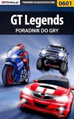"""GT Legends - poradnik do gry - Łukasz """"Lecho"""" Leśniewski - ebook"""