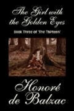 The Girl with the Golden Eyes - Honoré de  Balzac - ebook
