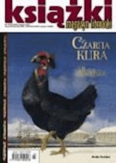 Magazyn Literacki KSIĄŻKI - nr 3/2012 (186) - Opracowanie zbiorowe - ebook