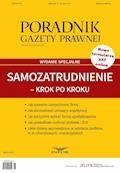 Samozatrudnienie krok po kroku - Grzegorz Ziółkowski - ebook