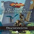 Die Chronik der Drachenlanze 3 - Drachenwinter - Tracy Hickman - Hörbüch