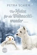 Vier Pfoten für ein Weihnachtswunder - Petra Schier - E-Book
