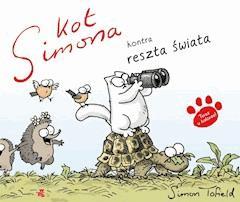 Kot Simona kontra reszta świata - Simon Tofield - ebook