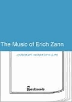 The Music of Erich Zann - Howard Phillips Lovecraft - ebook