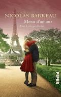 Menu d'amour - Nicolas Barreau - E-Book