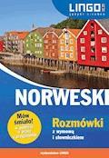 Norweski. Rozmówki z wymową i słowniczkiem - Izabela Krepsztul - ebook