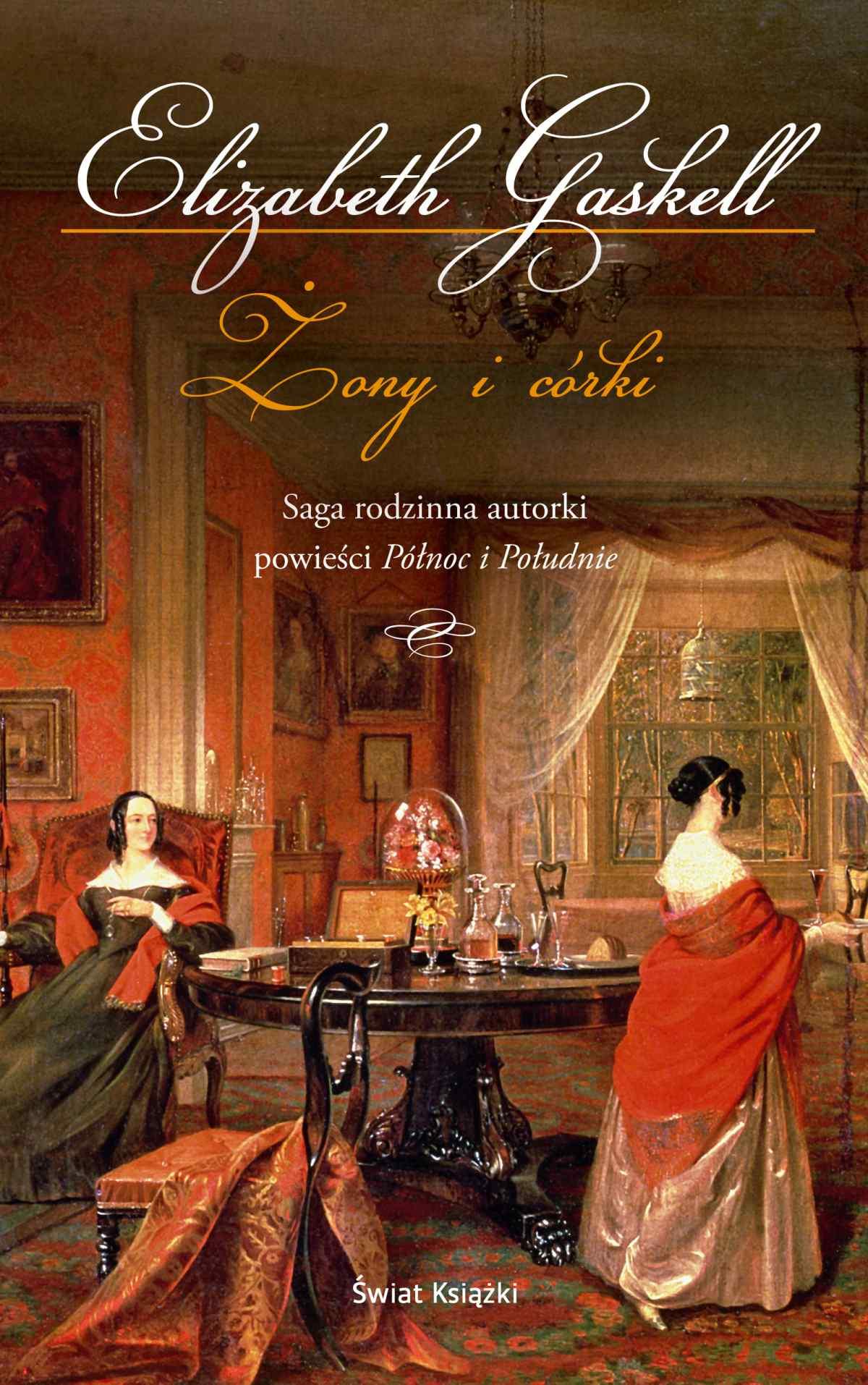 Żony i córki - Tylko w Legimi możesz przeczytać ten tytuł przez 7 dni za darmo. - Elizabeth Gaskell