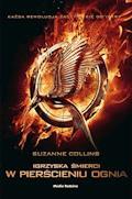 Igrzyska śmierci. W pierścieniu ognia - Suzanne Collins - ebook + audiobook