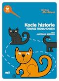 Kocie historie - Tomasz Trojanowski - audiobook