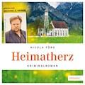 Heimatherz - Nicola Förg - Hörbüch