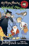 Zwariowane rodzinki. Mój wujek Mundek, krasnal ogrodowy - Jackie French - ebook