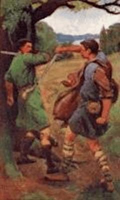 Robin Hood, le prince des voleurs - Tome I - Alexandre Dumas - ebook