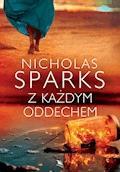 Z każdym oddechem - Nicholas Sparks - ebook