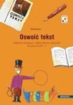 Oswoić tekst - Andrzej Ruszer - ebook