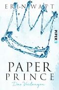 Paper Prince - Erin Watt - E-Book